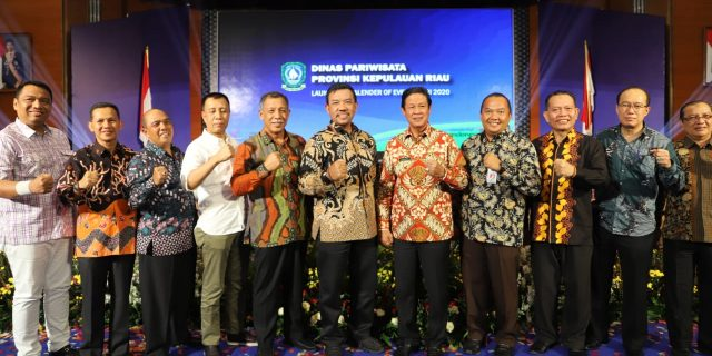 Launching Calender Of Events Kepri 2020 sukses digelar
